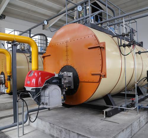 大连启新节能科技有限公司-5吨燃气蒸汽锅炉
