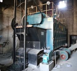大连格林豪泰酒店-兰炭蒸汽2吨