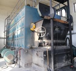 大连花卉苗木绿化工程总公司-10吨兰炭热水