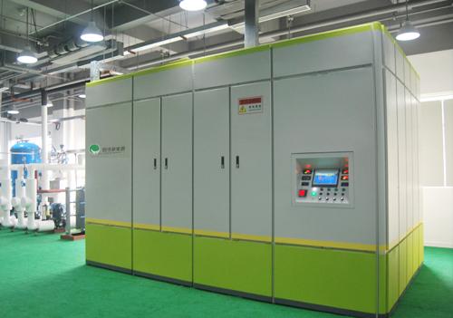 热风型电蓄热装置