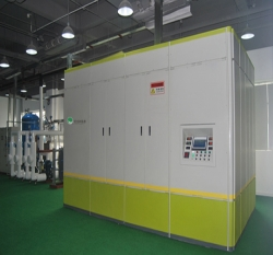 冷热双效型电蓄热装置