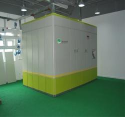 热水型电蓄热装置