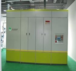 双系统调峰电蓄热装置